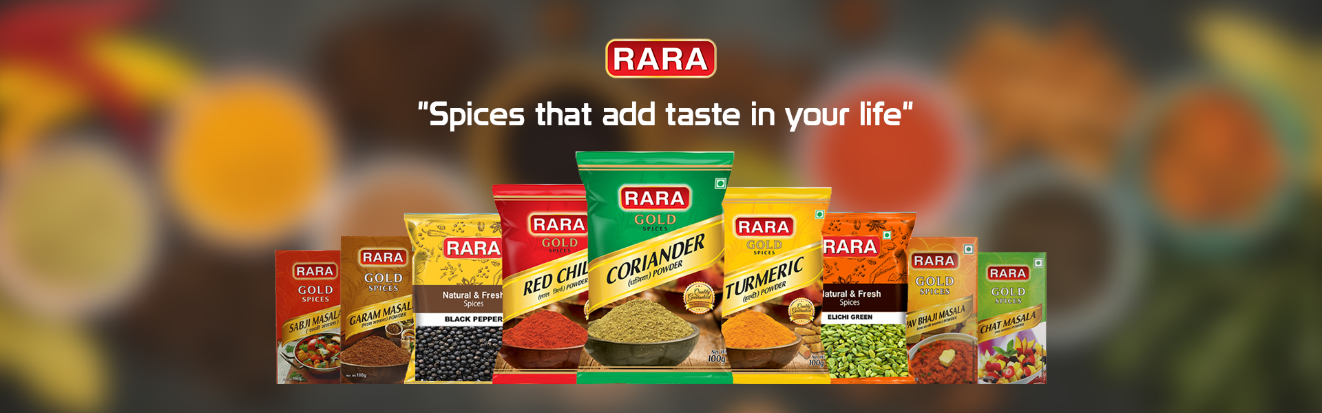 Rara Spices Pure n Natural Spices