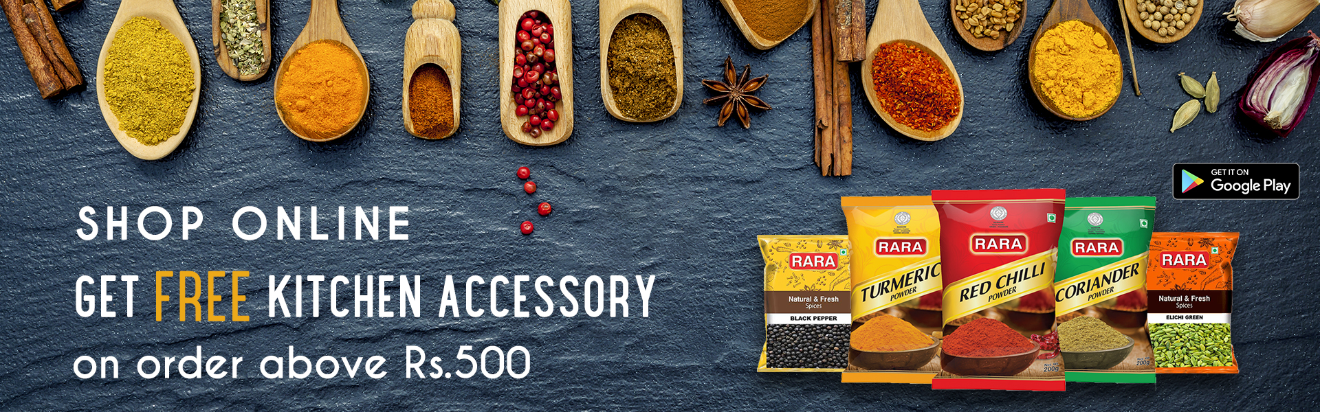 Rara Spices Special Offer
